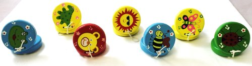2 Traditional Wooden Castanets Clackers Musical Instrument Percussion Kid Educational Toy Gift