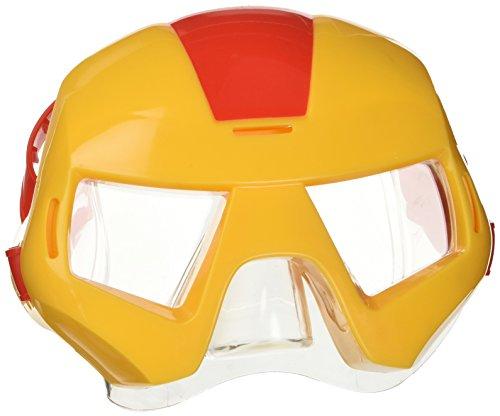 Festa toys emk902ir - maschera avengers iron man