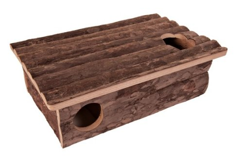 Trixie 6201 Natural Living Leif Labyrinthhaus, 35 × 11 × 25 cm