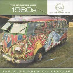 The Greatest Hits 1960s Pure Gold Collection CD [CD] [COMPILATION]