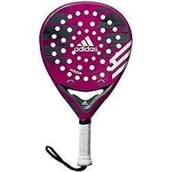 adidas P50Woman - Pala pádel para mujer, color rosa / gris /blanco, talla única