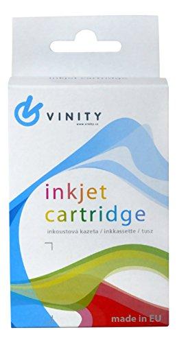 Vinity 5133025065 Kompatible Tintenpatrone für HP Officejet 8000/8500 Ersatz für C4907AE (c.940XL), 1400 Seiten, cyan