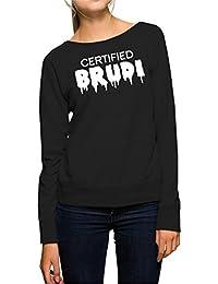 Certified Brudi Sweater Girls Black