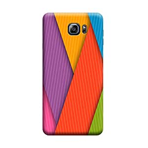 Digi Fashion Designer Back Cover with direct 3D sublimation printing for SamsungGalaxy Note 6