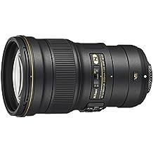 Nikon AF-S 300mm f/4.0 E PF ED VR - Objetivo (Telefoto, SLR, 16/10, Nikon, Negro)