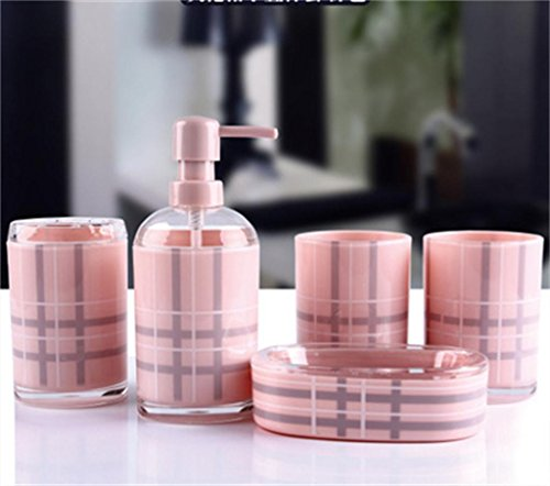 creative-light-bath-ensemble-5-piec-europeenne-top-qualite-creative-plexiglas-materiel-accessoires-d