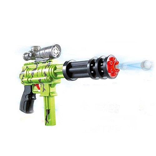 Gel-emulsion (2in 1Wasser Kristall Perlen und Schaumstoff Dart Shooting Gun für Kinder Kinder Geschenk Spielzeug von trimmen Shop)