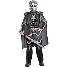Amscan International - Disfraz infantil, diseño de caballero oscuro