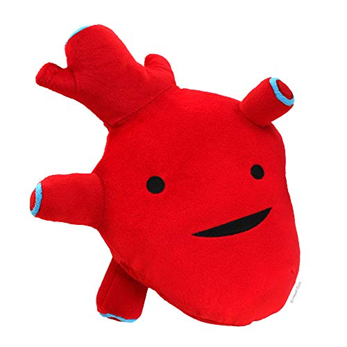 I Heart Guts Humongous Heart Plush - I Got The Beat!
