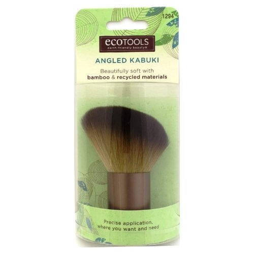 (6 Pack) EcoTools Angled Kabuki Brush Beautifully Soft