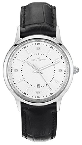 Ladies Kennett Carnaby Lady Watch CLSILWHBK