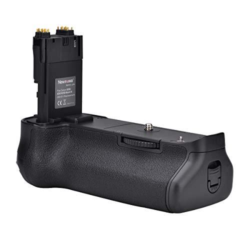 Newmowa Batteriegriff Akkugriff Battery Grip für Canon EOS 5D Mark Ⅲ/5DS/5DSR SLR Digitale Kameras Digitale Slr-kamera-batterie