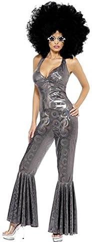 Disco Porter Costumes - Mesdames adulte 1970de déguisement disco pour femme