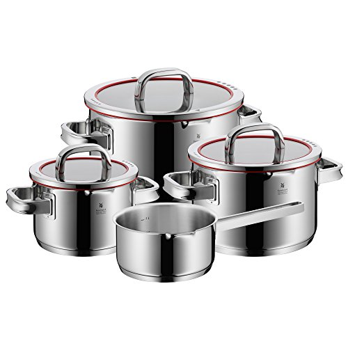WMF Function 4 0760346380 4-Piece Cookware Set