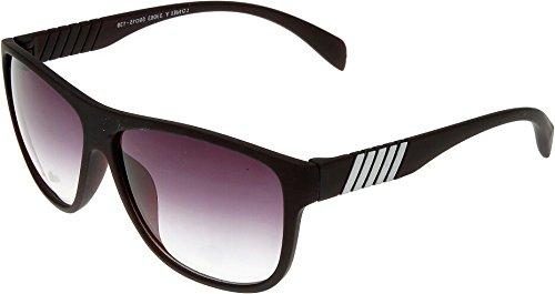 Elijaah Black Large UnisexOval Sunglasses 39063_Mattblack_W