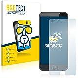 BROTECT AirGlass Protector Pantalla Cristal Flexible Transparente para Ulefone Be Touch 3 Protector Cristal Vidrio - Extra-Duro, Ultra-Ligero, Ultra-Claro