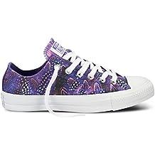 Converse Ctas Cheetah Ox 289140-55-13 - Zapatillas de tela para mujer