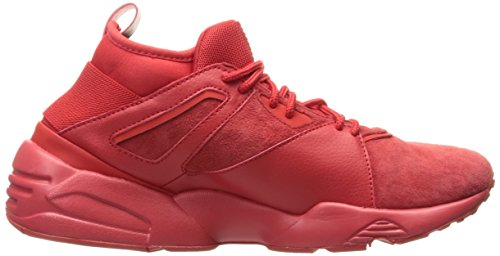 Puma Bog Sock de base Mode Sneaker High Risk Red