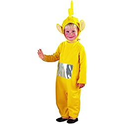 Joker 9599-000 Teletubbies Laa-Laa Costume di Carnevale, in Busta, Giallo