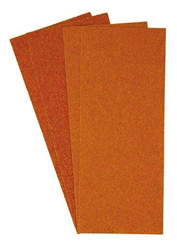 Preisvergleich Produktbild RAYHER 8953000 Schleifpapier, Körnung 40 und 60-er Set, 115 x 280 mm, SB-Beutel 4 Stück, Shabby Chic