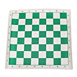 Enyu Kunstleder Schachbrett Standard International Chess Kid Lernspiele