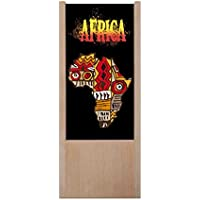 Tischleuchte Aus Holz Afrika