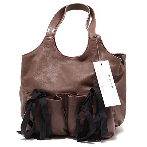 5396P Borsa donna marrone MARNI accessori bag women [Taglia Unica]