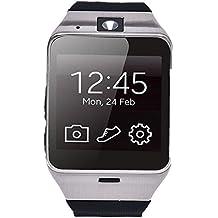 WINWINTOM Reloj inteligente Aplus GV18 Bluetooth teléfono Negro
