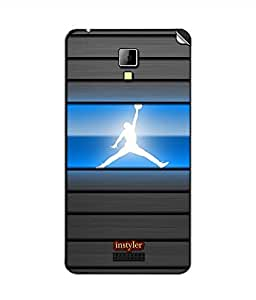 instyler MOBILE STICKER FOR GIONEE PIONEER P4