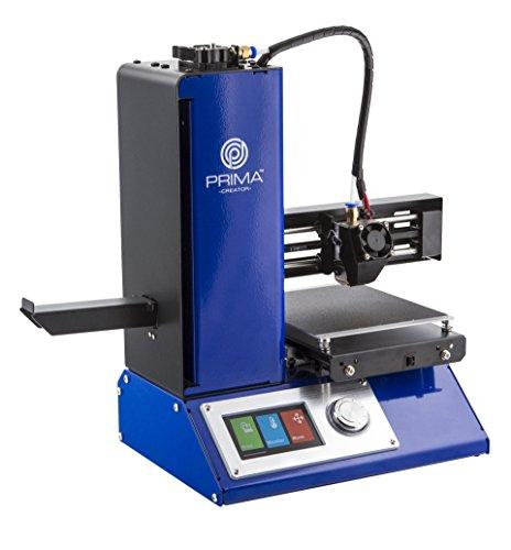 Prima Filaments PC-120-BL-EU Impresora 3D, Azul