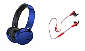 Extra Bass XB650 Headphones & Headset for MICROMAX CANVAS SPARK PLUS 2(XB 650 Headphones,With MIC,Extra Bass,Headset,Sports Headset,Wired Headset & Reflect Headset)