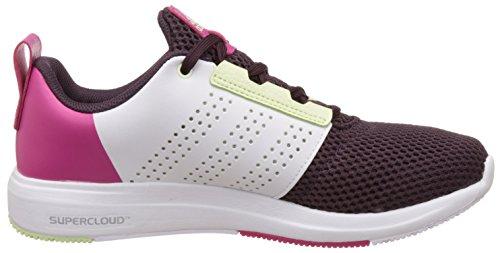 Mehrfarbig Madoru weiß schwarz Damen Laufschuhe Adidas rosa W 2 aXFRwZq