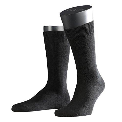 falke herrensocken Falke Socken Swing 4er Pack, Größe:43-46;Farbe:Black (3000)