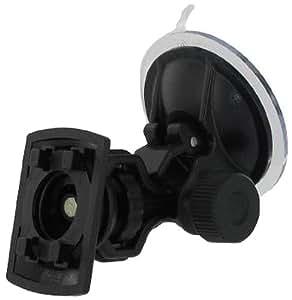 Herbert Richter Support flexible rotatif à ventouse avec rotule 93 x70x70mm