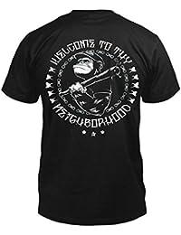 Welcome to the Neighbourhood T-Shirt Affe Street Fight mma Boxen Muay Thai neu
