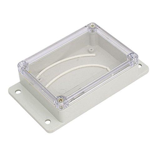 sourcingmap 150mm x 85mm x 35mm en plastique ABS Boîte jonction étanche boîtier électrique