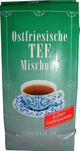 Heiko Blume Ostfriesische Tee Mischung, 500g, Echter Ostfriesentee, Schwarzer Tee