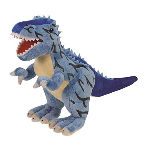 Blue Striped Tyrannosaurus T-Rex