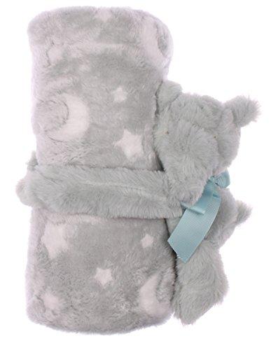 Manta para bebé con animales de tela en diferentes variantes, manta para...