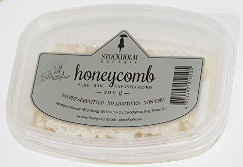 Honig mit wabenstück - Honeycomb