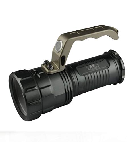 Torcia faro lanterna 28000 lumen 50000 w tattica militare zoom led t6