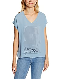 s.Oliver Kurzarm, T-Shirt Femme