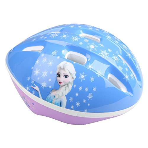 NEW Disney Frozen Anna & Elsa Kids Adjustable Cycling Helmet 52-56cm