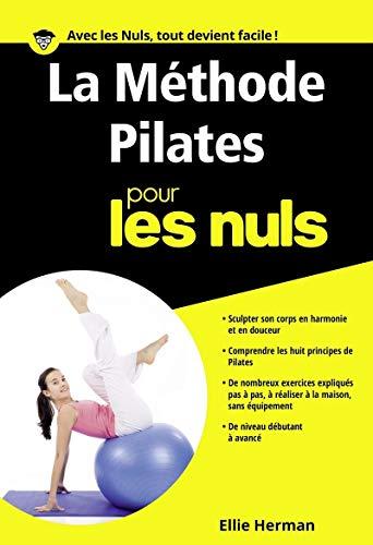 La Méthode Pilates Poche Pour les Nuls par Ellie HERMAN