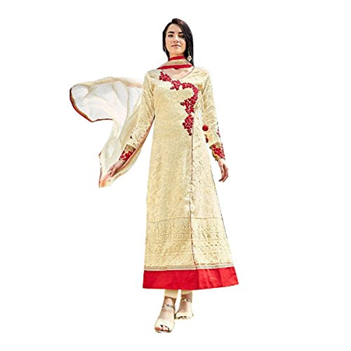 Ethnic Bollywood Pakistani Straight Shalwar Salwar Kameez Suit Wedding Eid Muslim Women...