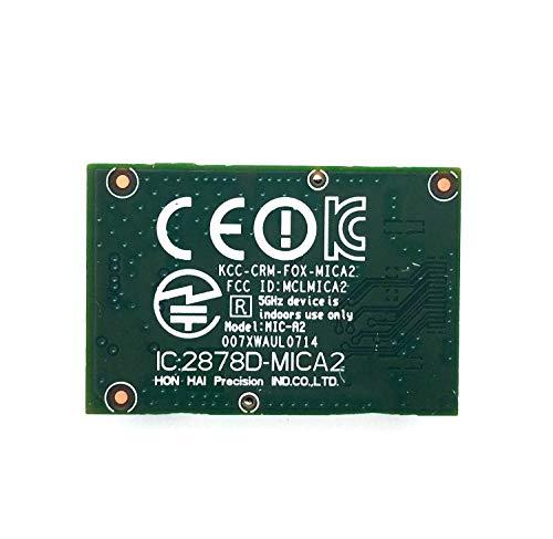 WiFi Card PCB Board für Nintendo Wii U IC: 2878D-MICA2 MIC A2 Bluetooth WiFi Modul (Mic-modul)