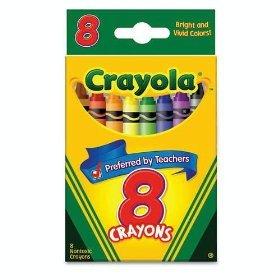 BIN523008 - Crayola Classic Color Pack Nontoxic Crayons