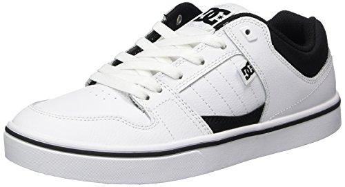 DC Shoes Herren Course 2 Sneaker, Weiß (Weiss-103), 43 EU (9 UK) Dc-summer