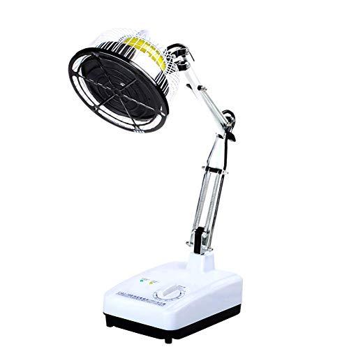 Aprilhp Infrarotlampe Medical Hitze Lampe Physiotherapie Lampe, Infrarot-Phototherapie-Gerät, Elektrische Backlampe, Multifunktionslampe, Rheuma, Müdigkeit - Phototherapie-gerät