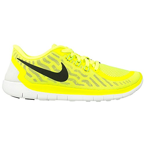 Nike Free 5.0 (GS) Mädchen Sneakers Gelb
